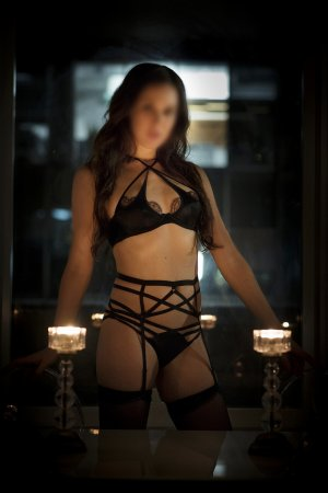 Mila escorts Colwyn Bay