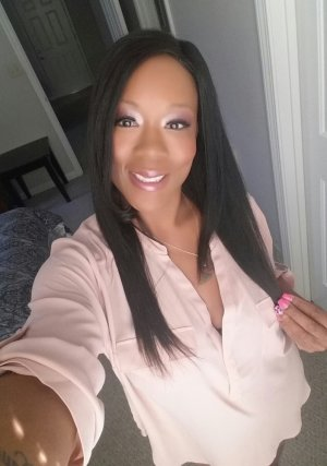 Gratianne outcall escort in Fairfax